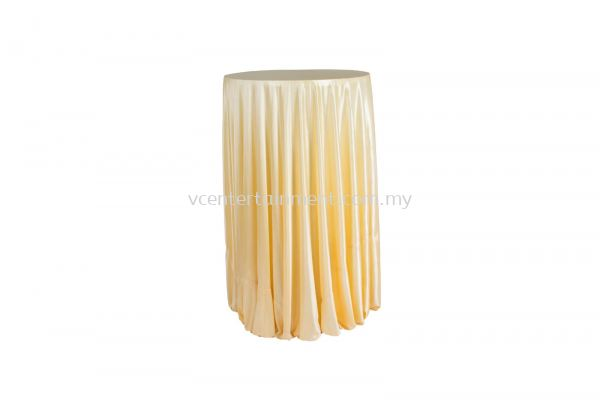 Gold Normal Hi Bar Table Cloth