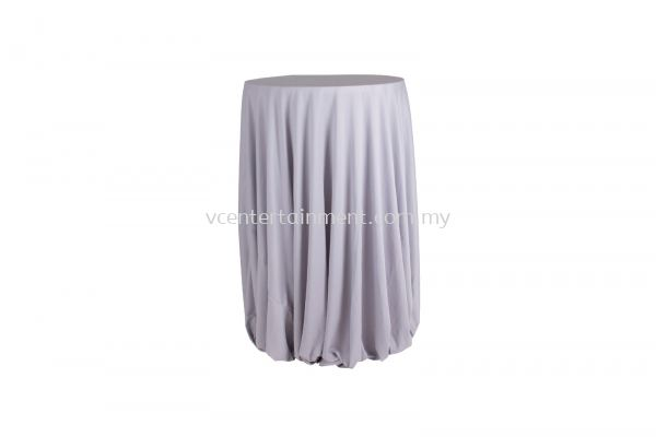 Light Grey Normal Hi Bar Table Cloth