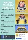 KINGHIN FACEBOOK PROMOTION
