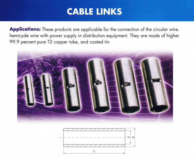 CableLink 002 Cable Link Copper Cable Link