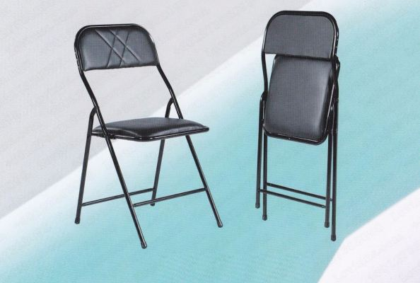 AA706A New Aaron Folding Chair