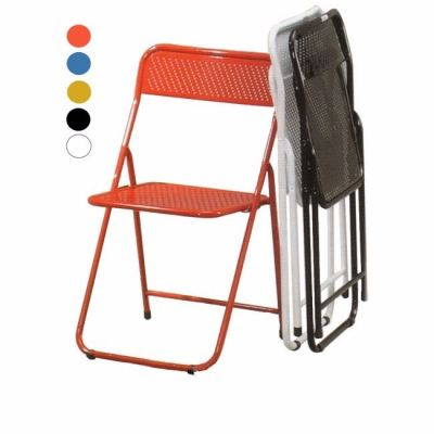 IF706 Iron Folding Chair