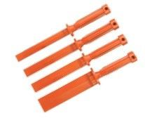 SP30813 4pc Poly Scraper Set