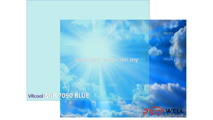 MIR 7090 BLUE (5 x 100')
