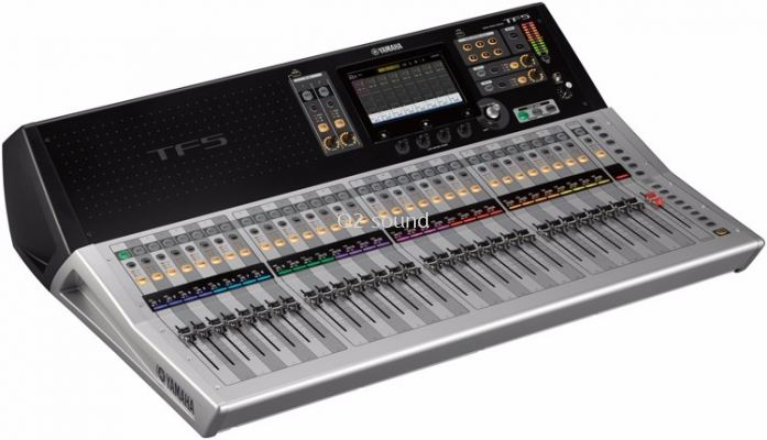 Yamaha Tf5 32 channel digital mixing console