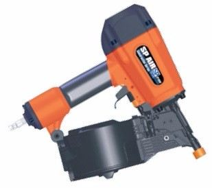 SP-9665 SP Air 15o Angled 35mm-65mm Coil Nailer