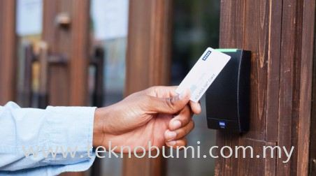 Access Control System Security System Railway Selangor, Malaysia, Kuala Lumpur (KL), Sepang Supplier, Suppliers, Supply, Supplies | Tekno Bumi Sdn Bhd