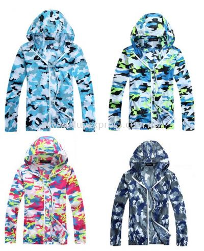 Custom made Windbreaker  Sublimation