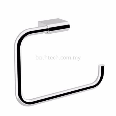 Pure Towel Ring 22.5x16.5cm (100243)