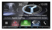 DNX-9170S 7inch WVGA Capacitive Touch Screen AV Receiver 2 Din Receiver  Car Receiver Player Kenwood