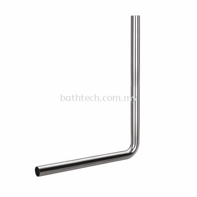 S/Steel Urinal Flush Pipe (For Santana Only) (400908)
