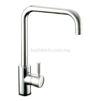 Ferrara S/Lever Deck Mounted Sink Mixer (300558)