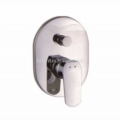 Ferla S/Lever Concealed Bath Shower Mixer (300762)