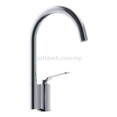 Veneto S/Lever Deck Mounted Sink Mixer (300919)