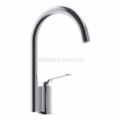 Veneto S/Lever Deck Mounted Sink Mixer (300919)