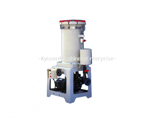 "Chemical Liquid Filter set ""CF"""
