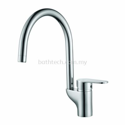 Gavi S/Lever Deck Mounted Sink Mixer (300688)