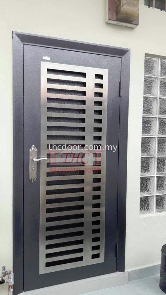 Security Door Supplier Selangor, Klang, Anti Burglary ...