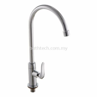 "Fermo 1/2"" Deck Mounted Sink Tap (300933)"