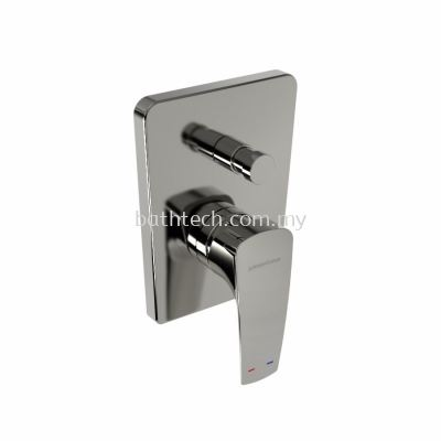 Felino S/Lever Concealed Bath Shower Mixer (301304 & 301320)