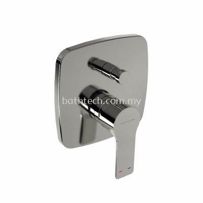 Trento S/Lever Concealed Bath Shower Mixer (301319 & 301320)