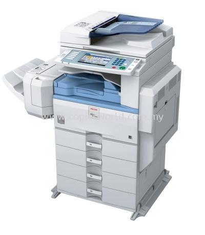 Ricoh MP C3001 Copier Machine