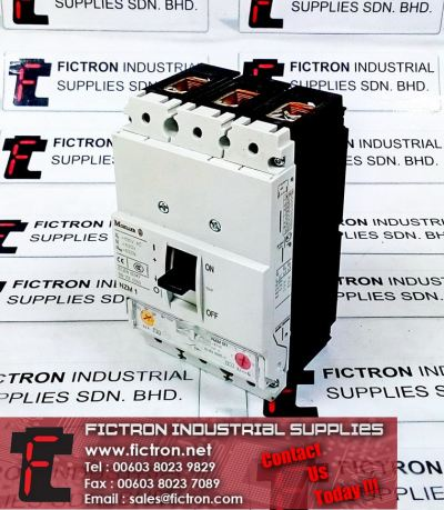 NZMB1-A100 MOELLER Circuit Breaker 690VAC In 100A 3 Pole Supply Malaysia Singapore Thailand Indonesia Europe & USA