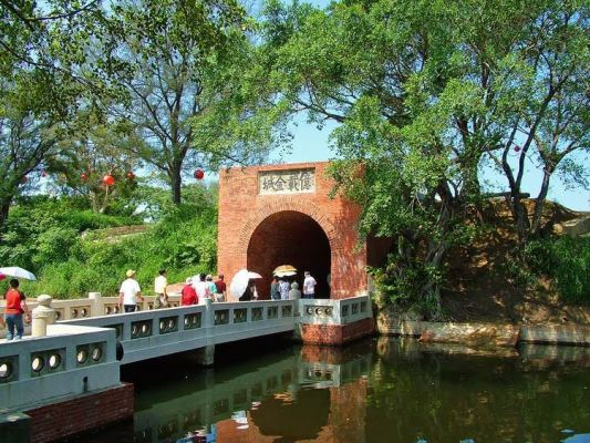 Tainan Attractions