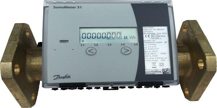 Danfoss SonoMeter 31 Danfoss Energy Meters Energy Measurement