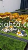 Kek Lok Si Layout Kek Lok Si Layout Others Building Model Layout