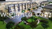BELMONT Resideces BELMONT Resideces GTM Land & Property Sdn Bhd Building Model Layout
