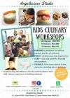 June- August Classes  Kids Baking / Culinary Classes Baking / Culinary Class