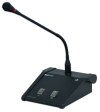 PM1000 [ DESKTOP PAGING MICROPHONE WITH CHIME ] PAGING MICROPHONES AMPERES PA / SOUND SYSTEM