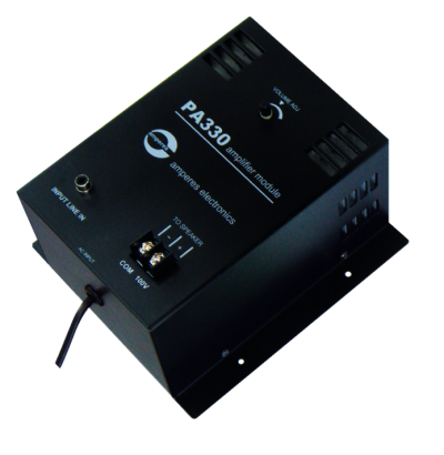 PA330.30W 100V LINE MINI AMPLIFIER