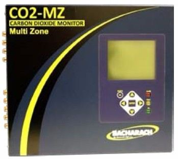 CO2-MZ CO2 Gas Monitoring System