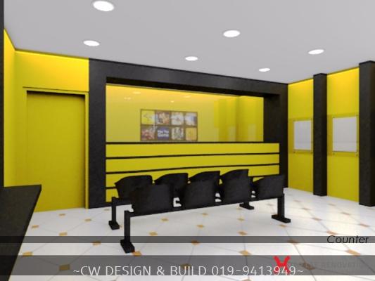 Office Design@Magnum Seremban