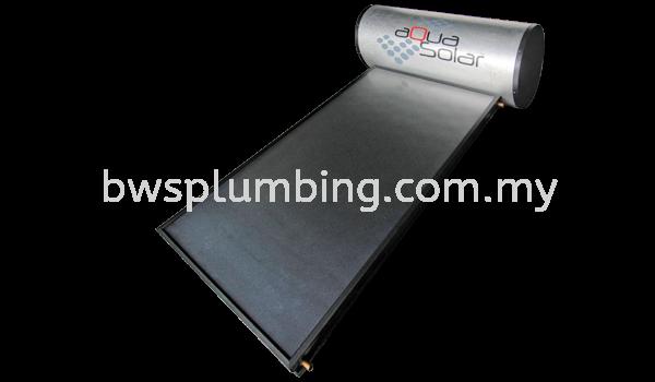 Aquasolar Solar Water Heater Malaysia ASTR-TR35  Aquasolar Titanium Series  Solar Water Heater