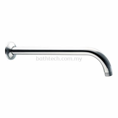 Brass Shower Arm and Flange, Length 300 mm (300578)