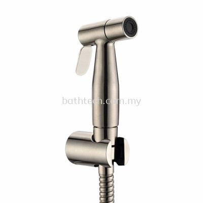 Hand Held Bidet Set - Nickel Brushed (300944)