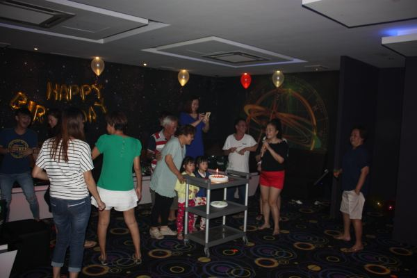 VIP Brithday Party At VK666