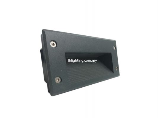 RECESSED WALL LIGHT-3W/6W/10W