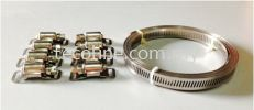 Stainless Steel DIY Clamp Clip & Clamp