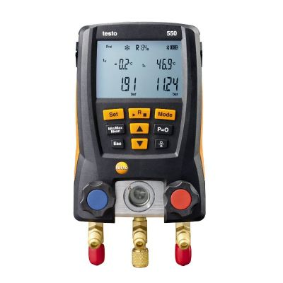 Testo 550 - Digital Manifold [Delivery: 3-5 days subject to availability]