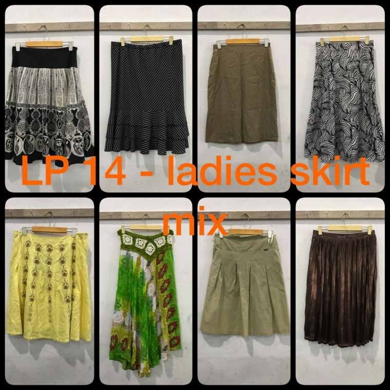 Ladies Skirt Mix