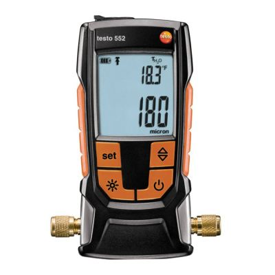 Testo 552 - Digital Vacuum Gauge with Bluetooth [Delivery: 3-5 days subject to availability]