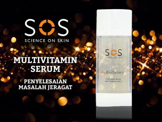 Multivitamin Serum