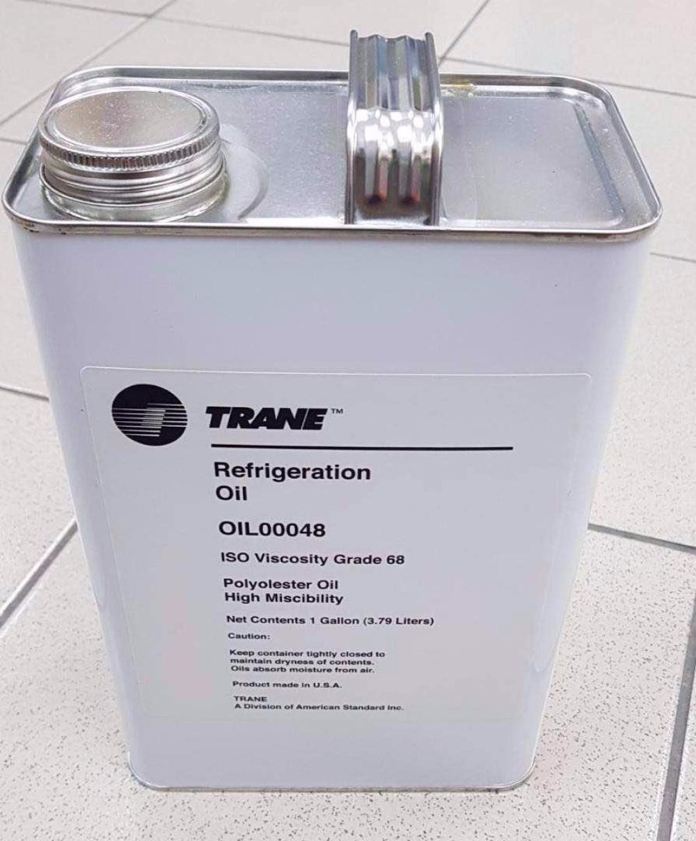 TRANE REFRIGERATION OIL TRANE Lubricant Oil and Equipment Subang Jaya, Selangor, Kuala Lumpur (KL), Malaysia. Supplier, Supplies, Manufacturer, Wholesaler | Culmi Air-Cond & Refrigeration Parts Supply Sdn Bhd