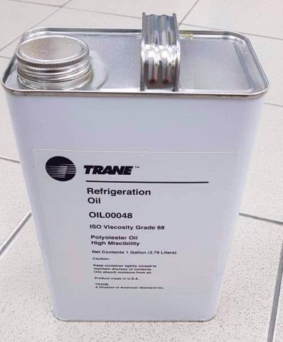 TRANE REFRIGERATION OIL