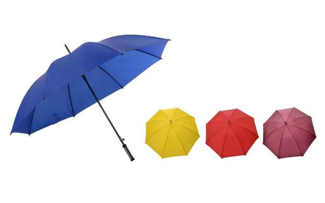 30 Inches Nylon Taffeta Auto Umbrella (Ready Made)