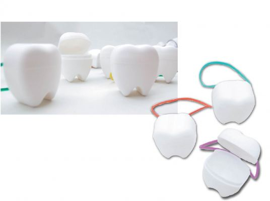 Milk Tooth Case - White (Code-886)